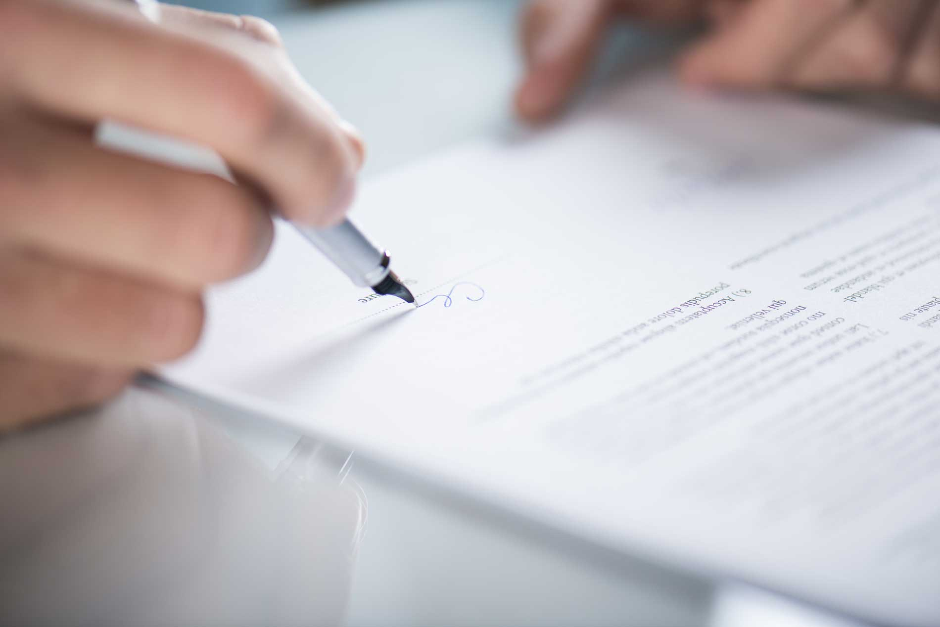 Recent Judgment Effects Waiver and Release Agreements